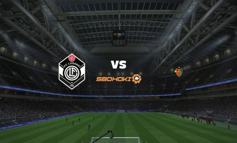 Live Streaming FC Lugano vs FC Basel 12 September 2021 1
