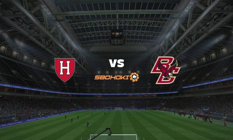 Live Streaming Harvard vs Boston College Eagles 9 September 2021 1