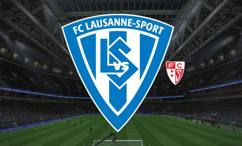 Live Streaming Lausanne Sports vs FC Sion 12 September 2021 1