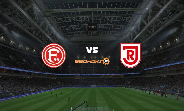 Live Streaming Fortuna Dsseldorf vs SSV Jahn Regensburg 18 September 2021 1