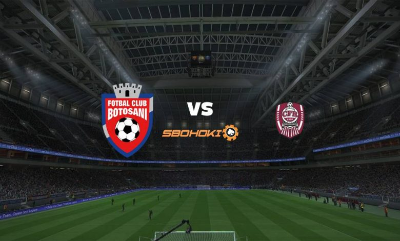 Live Streaming FC Botosani vs CFR Cluj-Napoca 11 September 2021 1