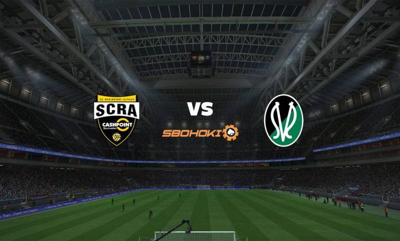 Live Streaming SC Rheindorf Altach vs SV Josko Ried 12 September 2021 1