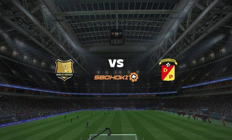 Live Streaming Rionegro guilas vs Deportivo Pereira 5 September 2021 1