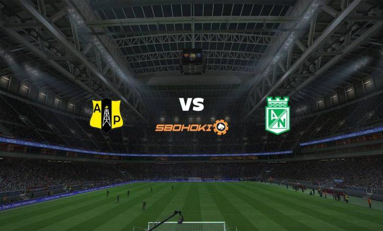 Live Streaming Alianza Petrolera vs Atltico Nacional 5 September 2021 1