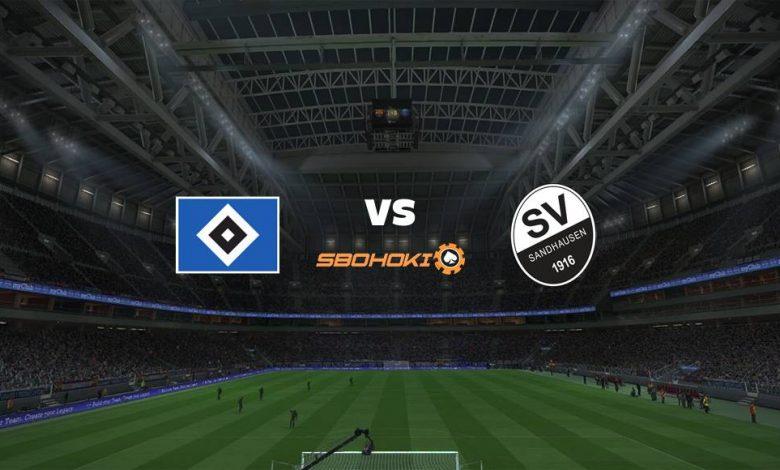 Live Streaming Hamburg SV vs SV Sandhausen 11 September 2021 1