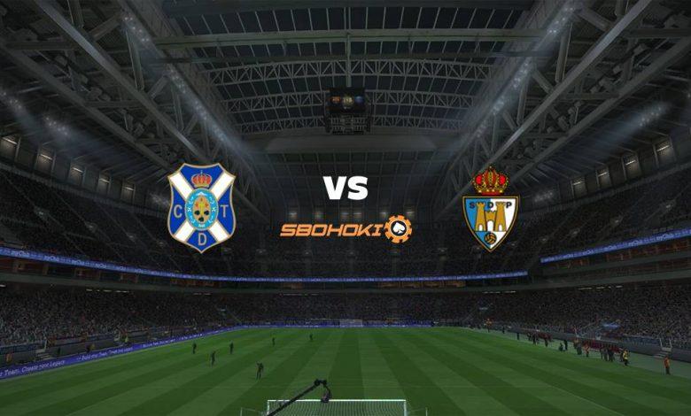 Live Streaming Tenerife vs Ponferradina 4 September 2021 1
